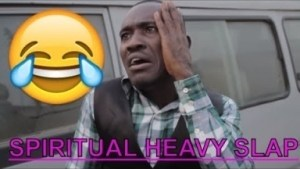 Video: SPIRITUAL HEAVY SLAP   | Latest 2018 Nigerian Comedy